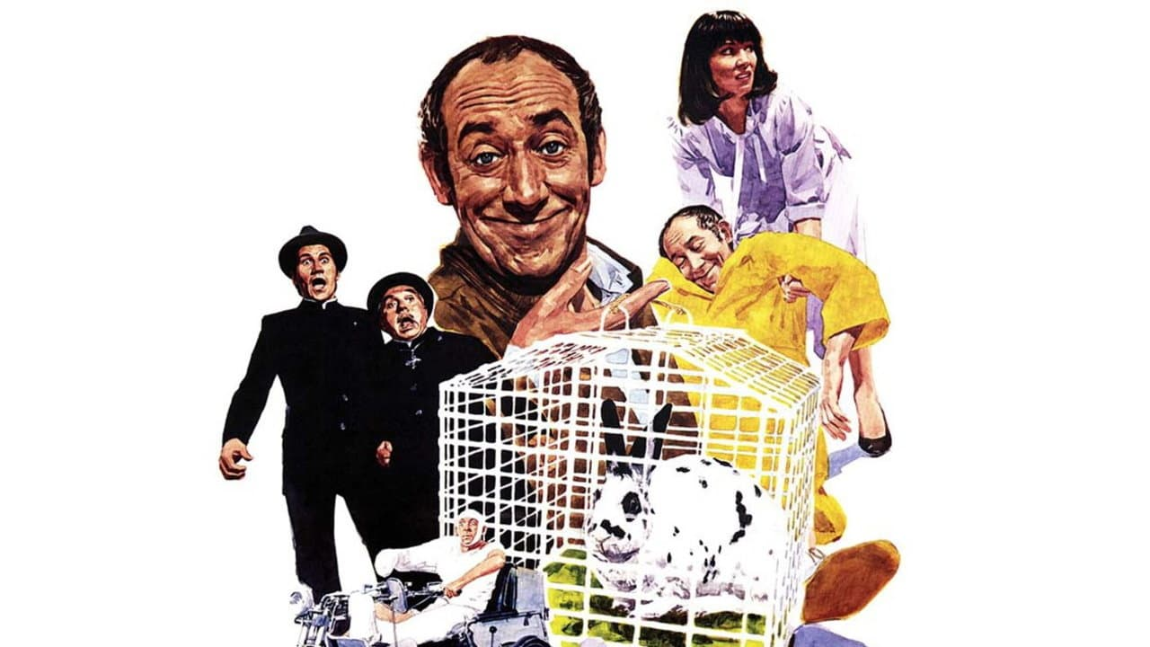 Dieter Hallervordens erfolgreichste Spielfilm-Komödien in einer Blu-Ray-Box!