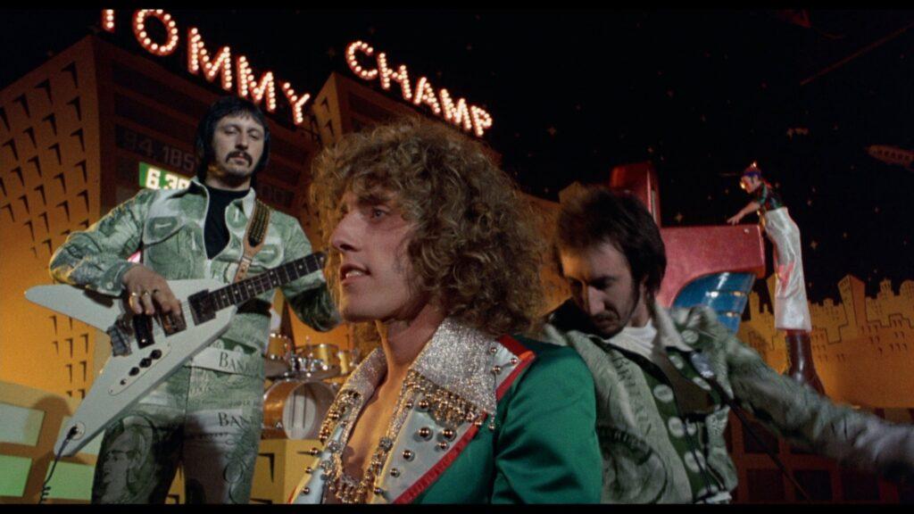 THE WHO mit Ihrer Rockoper - Tommy (1975)