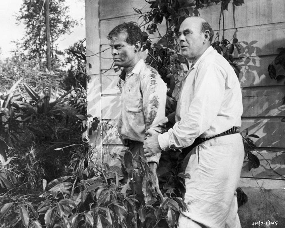 Die Hölle des Dschungels (1957)