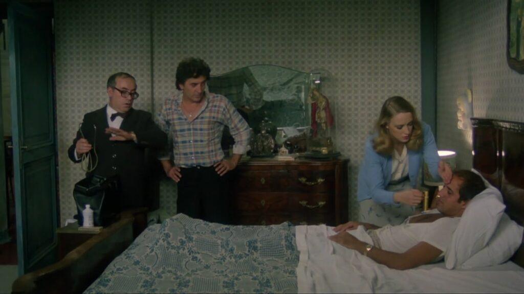 Raffinierte Gaunerkomödie - Hände wie Samt (1979)