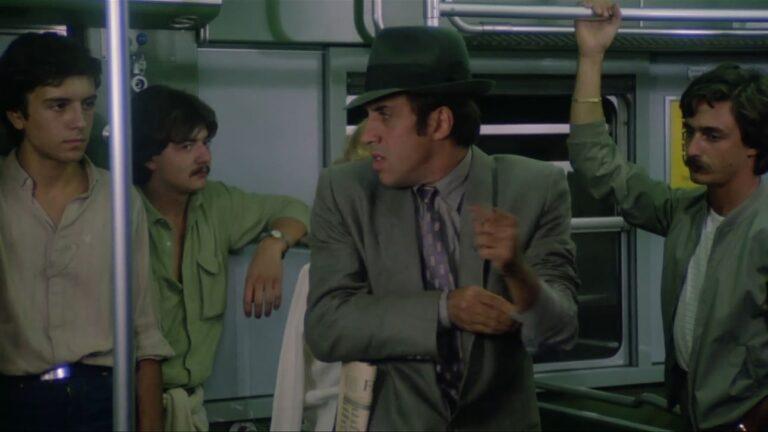 Raffinierte Gaunerkomödie – Hände wie Samt (1979)