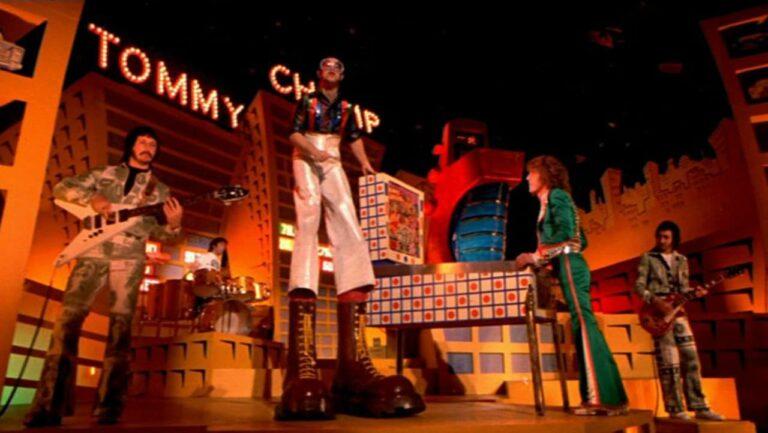 THE WHO mit Ihrer Rockoper – Tommy (1975)