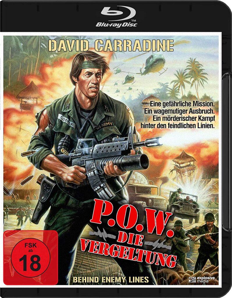 """""""P.O.W. - Die Vergeltung - Behind Enemy Lines"""" erscheint am 12. November 2020"""