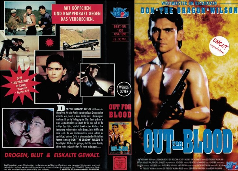 Rechtsanwalt bei Tag… Vigilante bei Nacht – Out for Blood (1992)