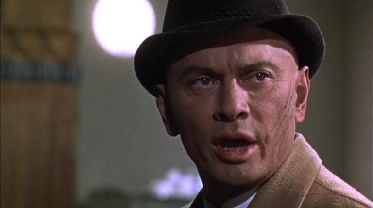 Yul Brynner als – Der doppelte Mann (1967)