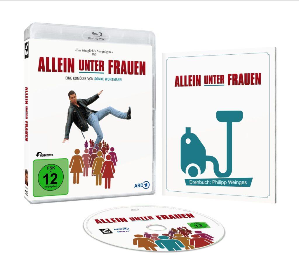 ALLEIN UNTER FRAUEN auf Blu-ray & DVD   Ab 30. Oktober