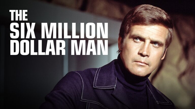"""Pilotfilm zu """"Der 6 Millionen Dollar-Mann"""" erscheint auf DVD / Blu-ray digital remastered"""