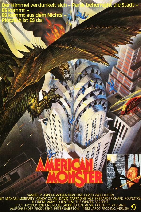 American Monster (1982)