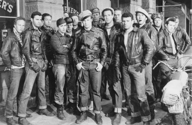 Marlon Brando ist - Der Wilde (1953)