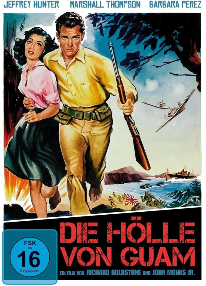 Niemals aufhören zu kämpfen - Hölle auf Guam (1962)