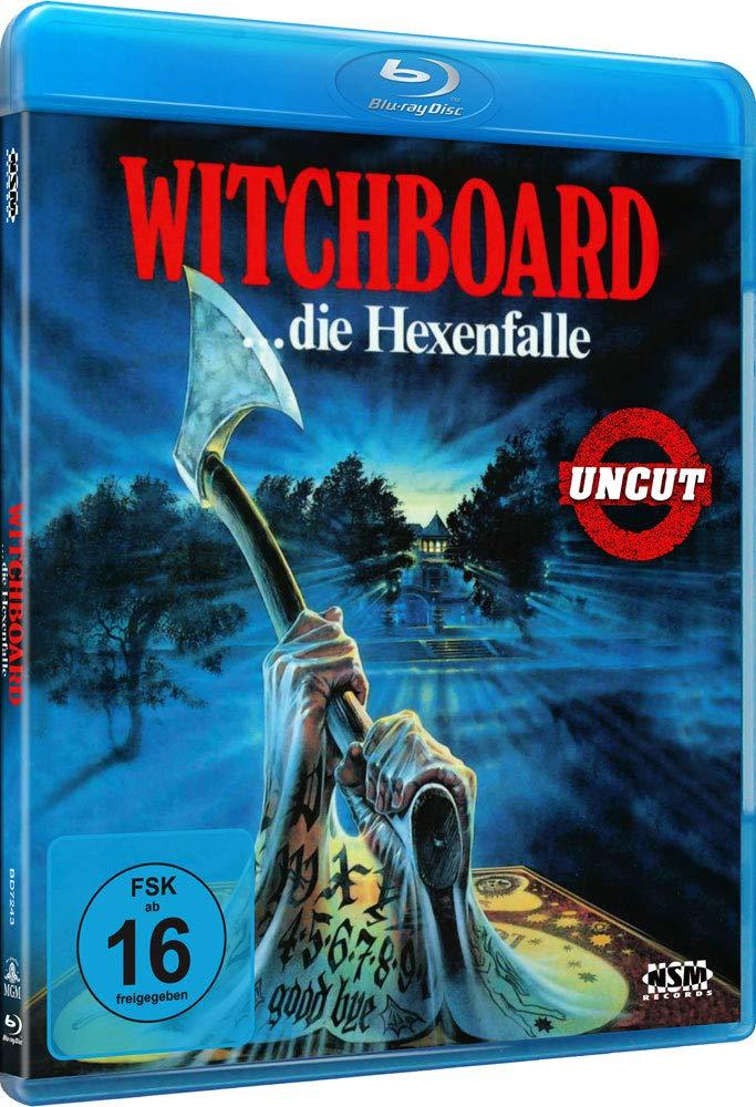 Witchboard - Die Hexenfalle (uncut)