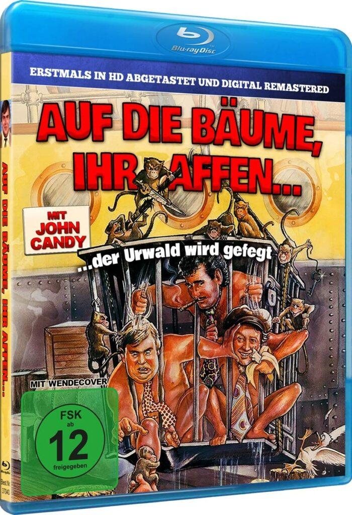 """""""Auf die Bäume, ihr Affen... der Urwald wird gefegt"""" erscheint auf DVD / Blu-ray"""