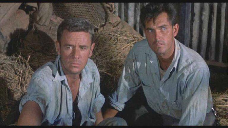 Niemals aufhören zu kämpfen – Hölle auf Guam (1962)