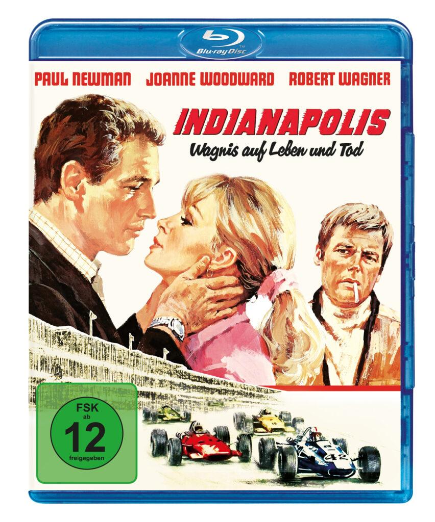 Indianapolis – Wagnis auf Leben und Tod erscheint auf Blu-ray