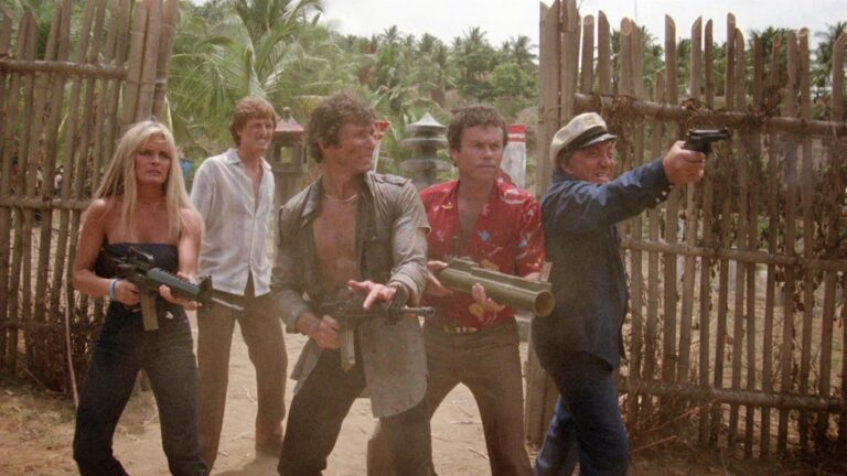 Invaders of the Jade Tombs! – Jäger des tödlichen Jade (1982)