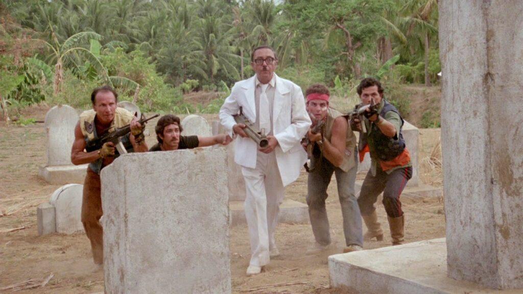 Invaders of the Jade Tombs! - Jäger des tödlichen Jade (1982)