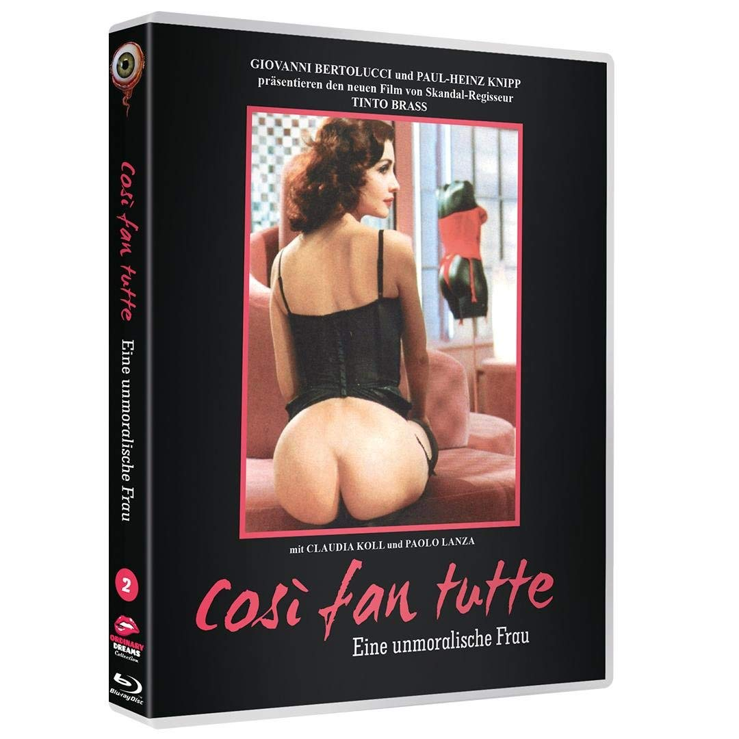 """""""Così fan tutte - Eine unmoralische Frau"""" erscheint Uncut von Wicked-Vision"""