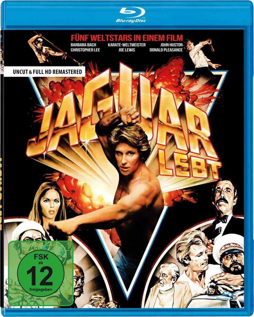 """""""Jaguar lebt"""" erscheint auch in der Amaray Version"""