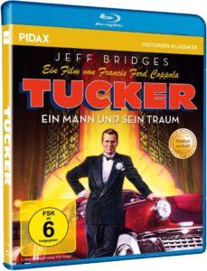 """""""Tucker - Ein Mann und sein Traum"""" erscheint von Pidax in der Historien-Klassiker Reihe"""