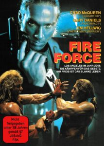 A Mind-Blowing Trip To Hell! - Fire Force (1993)