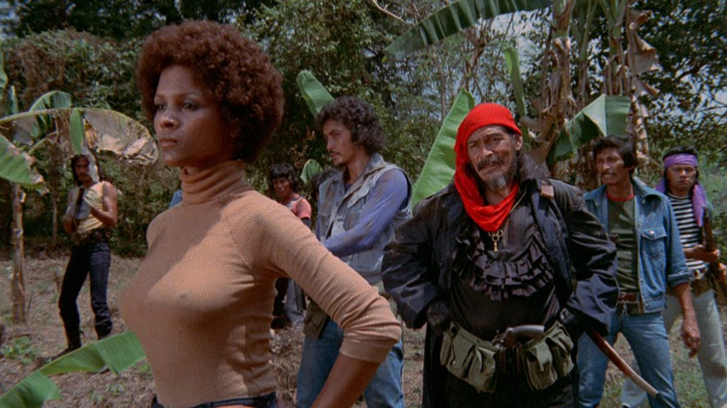 Female pirates go undercover – The Muthers (1976)