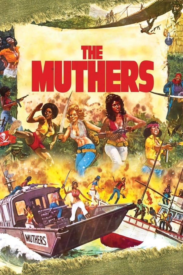 Female pirates go undercover - The Muthers (1976)