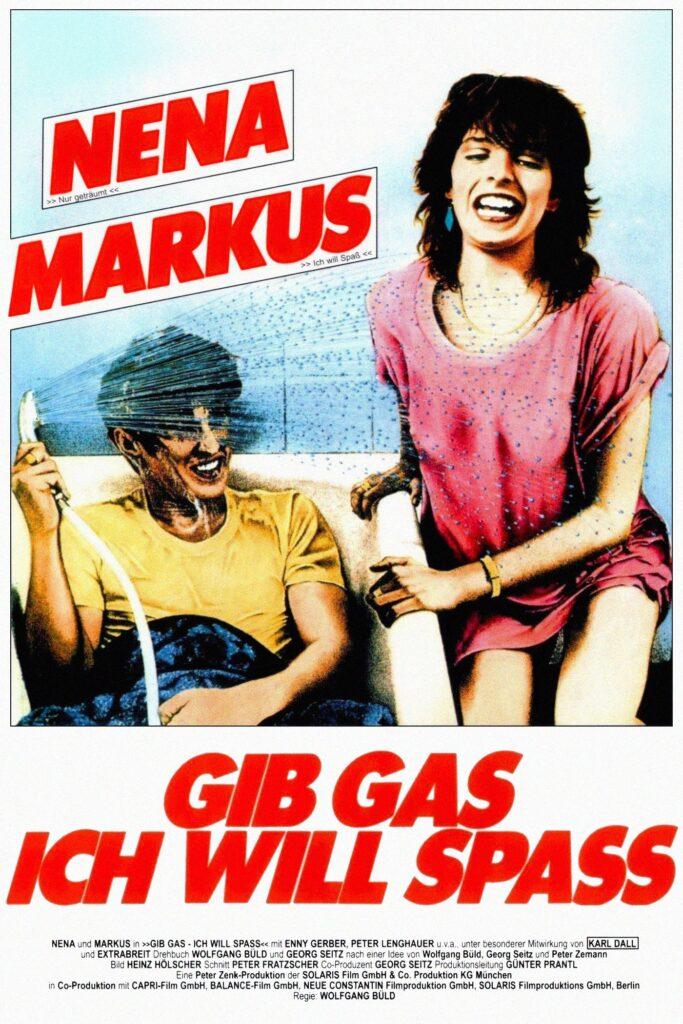 Nena & Markus - Gib Gas - Ich will Spaß (1983)