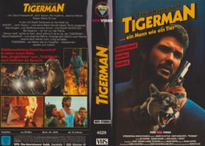 Justice is about to hit town... with a vengeance - Tigerman (1990)