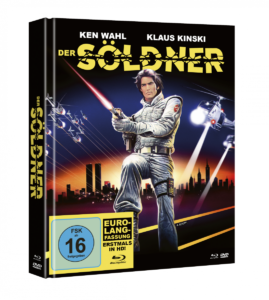 """""""Der Söldner"""" erscheint von Koch Films im Mediabook"""