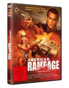 A female L.A. Cop - American Rampage (1989)