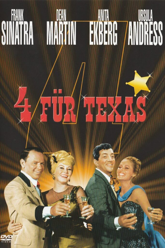 The far out story of the far west - Vier für Texas (1963)