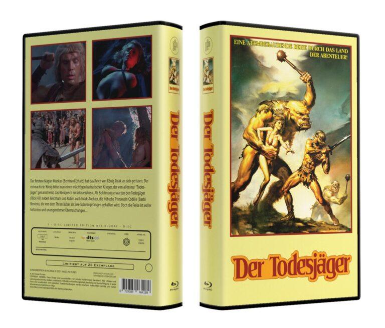 VHS Edition war gestern, nun kommen die VHS Cases