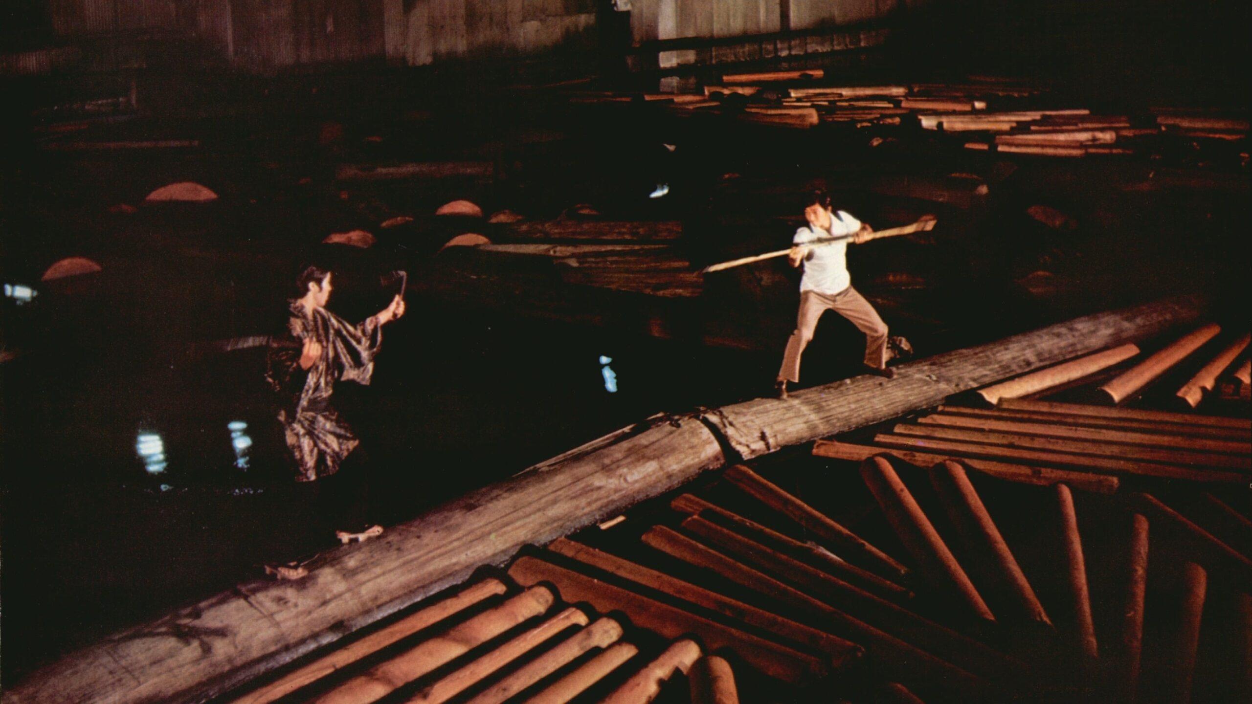 """""""Wang Yu – Der Karatebomber"""" erscheint neu abgetastet auf Blu-ray"""