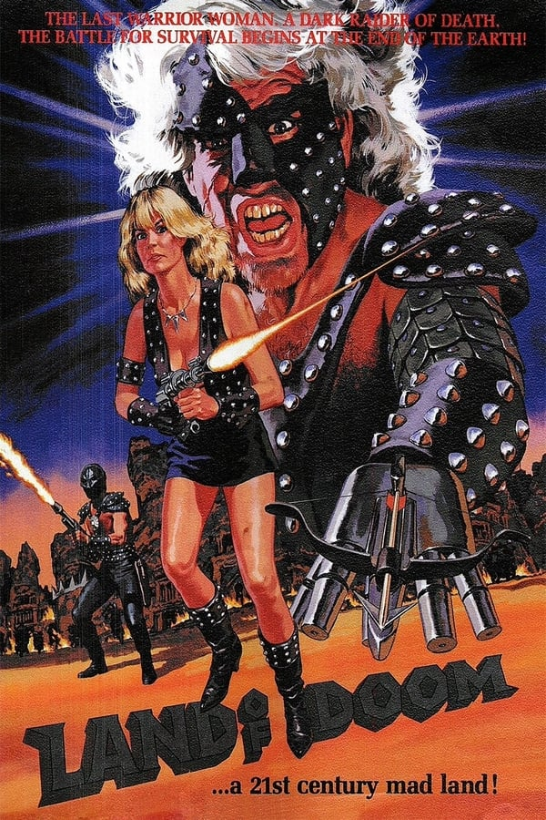 Bad Raiders (1986)