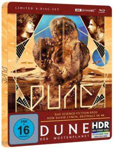 Dune-Der Wüstenplanet Steelbook 4K